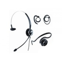 GN 2124 NCD Noise Cancelling Monaural Headset