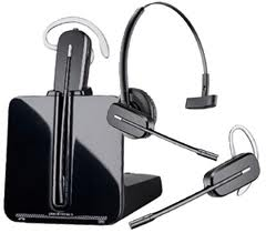 Plantronics CS540 Wireless Headset System User Guide | Headset Express